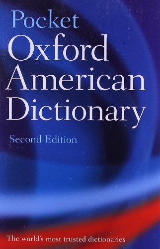 9780195301632: Pocket Oxford American Dictionary