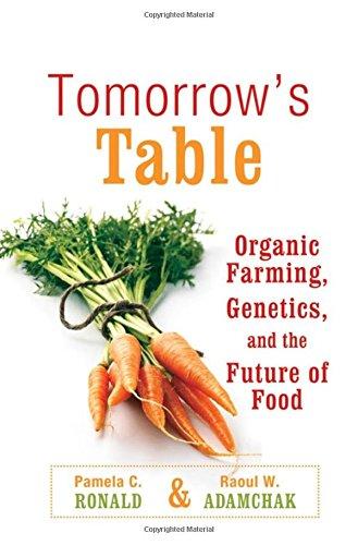9780195301755: Tomorrow's Table: Organic Farming, Genetics, and the Future of Food
