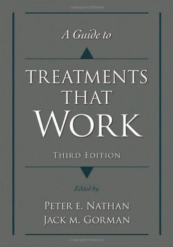 9780195304145: A Guide to Treatments that Work