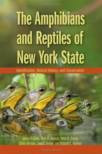 9780195304305: The Amphibians and Reptiles of New York State: Identification, Natural History, and Conservation