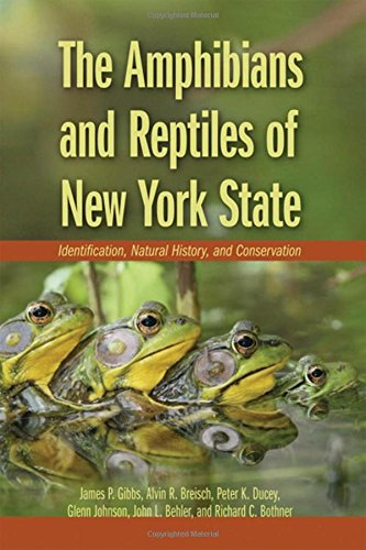 9780195304442: The Amphibians and Reptiles of New York State: Identification, Natural History, and Conservation
