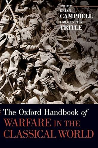 9780195304657: The Oxford Handbook of Warfare in the Classical World (Oxford Handbooks)