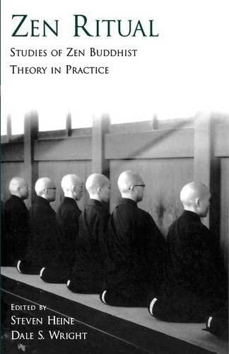 9780195304671: Zen Ritual: Studies of Zen Buddhist Theory in Practice
