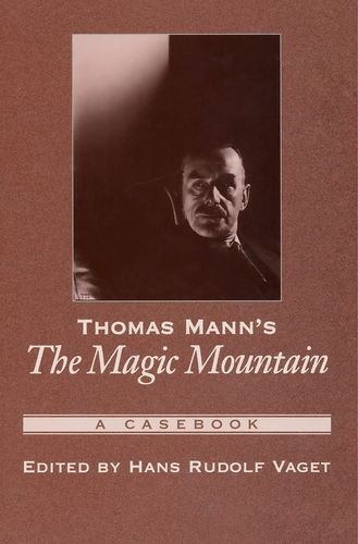 9780195304732: Thomas Mann's The Magic Mountain: A Casebook (Casebooks in Criticism)