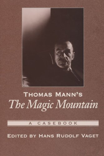 9780195304749: Thomas Mann's The Magic Mountain: A Casebook (Casebooks in Criticism)