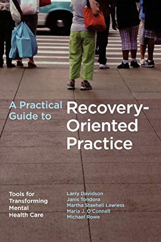 A Practical Guide to Recovery-Oriented Practice: Tools: Davidson, Larry; Rowe,