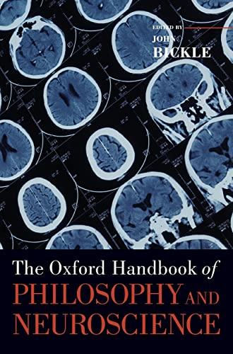 9780195304787: The Oxford Handbook of Philosophy and Neuroscience (Oxford Handbooks)
