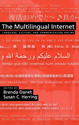 9780195304794: The Multilingual Internet: Language, Culture, and Communication Online