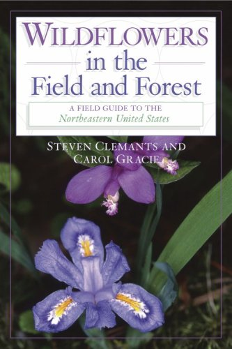 9780195304886: Wildflowers in the Field and Forest: A Field Guide to the Northeastern United States (Jeffrey Glassberg Field Guide Series)