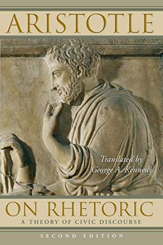 9780195305098: On Rhetoric: A Theory of Civic Discourse