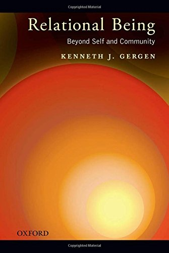 9780195305388: Relational Being: Beyond Self and Community