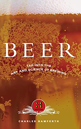 9780195305425: Beer: Tap into the Art and Science of Brewing