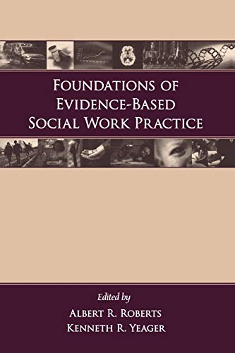 9780195305586: Foundations of Evidence-Based Social Work Practice