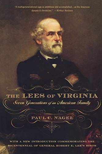 9780195305609: The Lees of Virginia: Seven Generations of an American Family