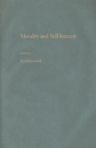 9780195305845: Morality and Self-Interest