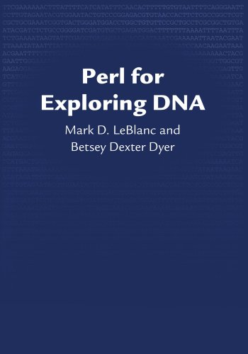Perl for Exploring DNA (Paperback)