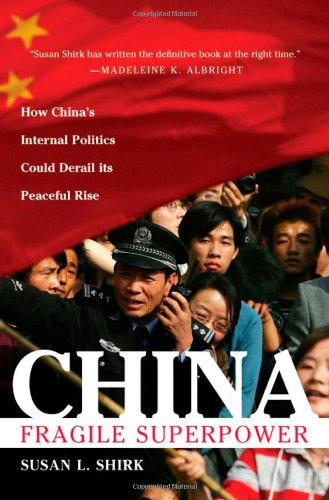 9780195306095: China: The Fragile Superpower