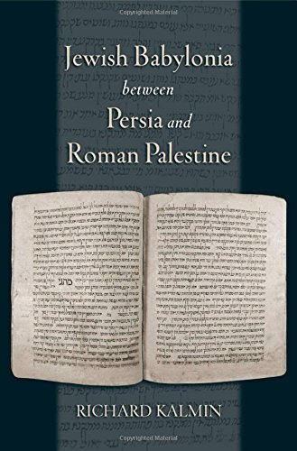 9780195306194: Jewish Babylonia between Persia and Roman Palestine