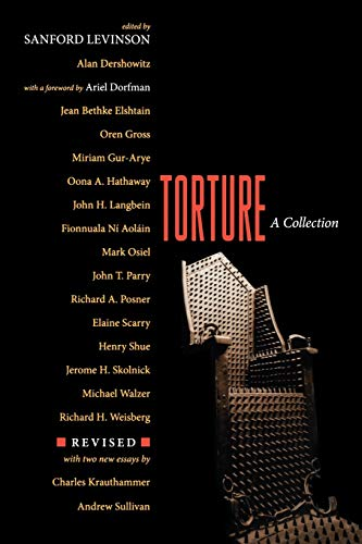 9780195306460: Torture: A Collection