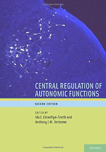 9780195306637: Central Regulation of Autonomic Functions