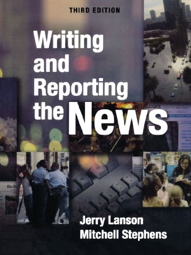 9780195306668: Writing and Reporting the News