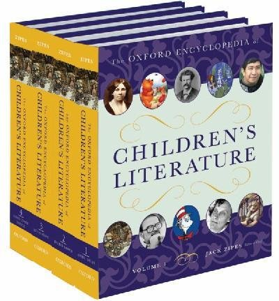 9780195307429: The Oxford Encyclopedia of Children's Literature
