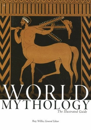 9780195307528: World Mythology: The Illustrated Guide
