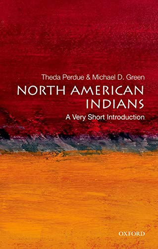 9780195307542: North American Indians: A Very Short Introduction