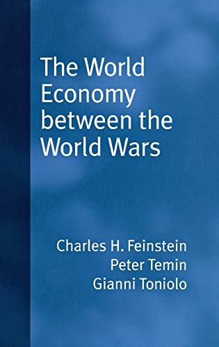 9780195307559: The World Economy between the Wars