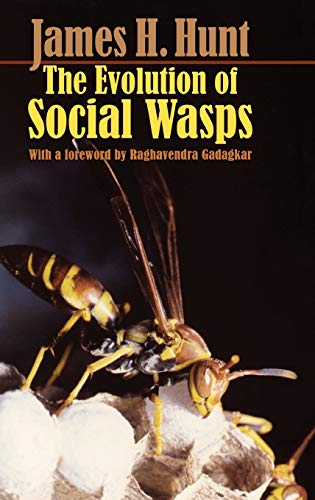 9780195307856: The Evolution of Social Wasps