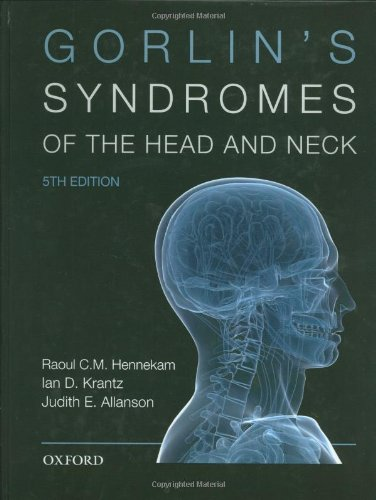 9780195307900: Gorlin's Syndromes of the Head and Neck (Oxford Monographs on Medical Genetics)