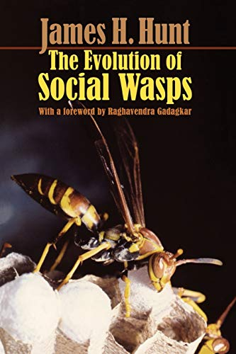 9780195307979: The Evolution of Social Wasps
