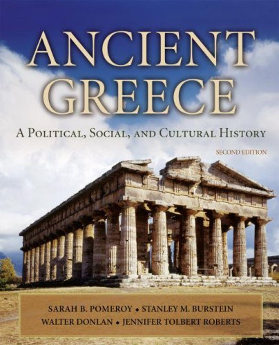 9780195308006: Ancient Greece: A Political, Social and Cultural History, 2nd Edition