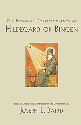 9780195308235: The Personal Correspondence of Hildegard of Bingen (Letters of Hildegard of Bingen)