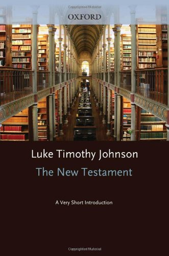 9780195308389: The New Testament: A Very Short Introduction