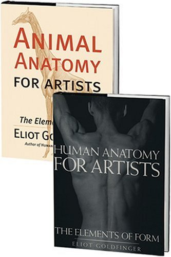 9780195308624: The Goldfinger Set: Consisting of Human Anatomy and Animal Anatomy