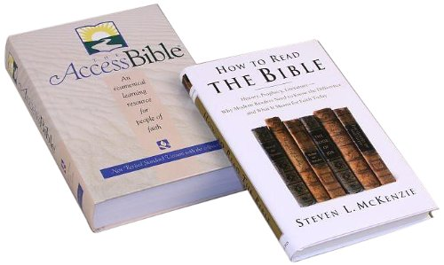 The Bible Set: Consisting of How to Read the Bible and The Access Bible (0195308646) by McKenzie, Steven L.; O'Day, Gail R.; Peterson, David