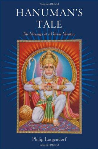 9780195309218: Hanuman's Tale: The Messages of a Divine Monkey