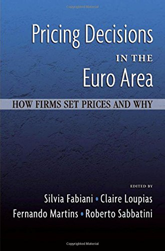 9780195309287: Pricing Decisions in the Euro Area: How Firms Set Prices and Why
