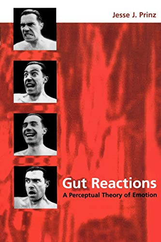 9780195309362: Gut Reactions: A Perceptual Theory of Emotion (Philosophy of Mind)