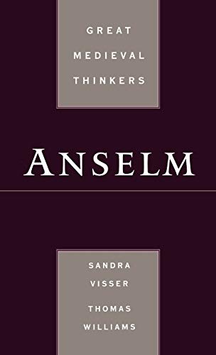 9780195309386: Anselm (Great Medieval Thinkers)