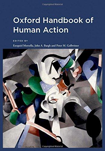 9780195309980: Oxford Handbook of Human Action (Social Cognition and Social Neuroscience)