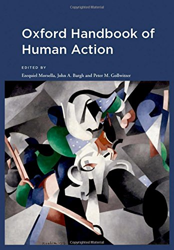 9780195309980: Oxford Handbook of Human Action
