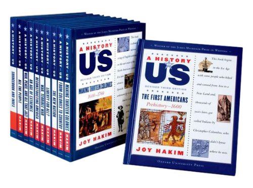 9780195310351: A History of Us: Eleven-Volume Set