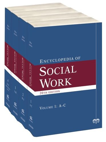 9780195310368: The Encyclopedia of Social Work (4 Volume Set)