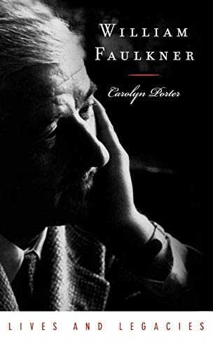9780195310498: William Faulkner: Lives and Legacies (Lives and Legacies Series)