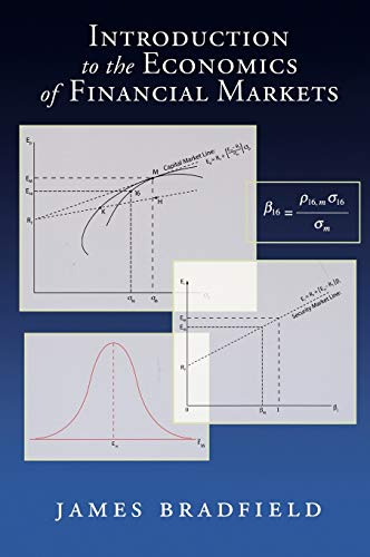 9780195310634: Introduction to the Economics of Financial Markets