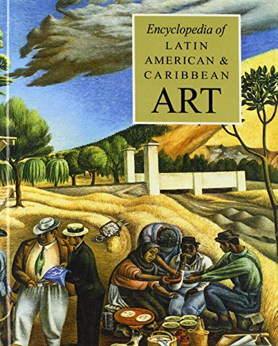 9780195310757: The Encyclopedia of Latin American and Caribbean Art (New Grove Library of World Art)
