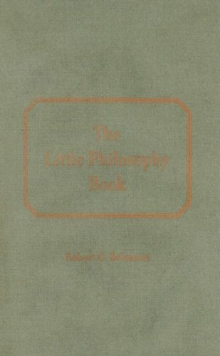 9780195311136: The Little Philosophy Book