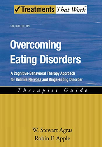 9780195311693: Overcoming Eating Disorders: Therapist Guide: A cognitive-behavioral therapy approach for bulimia nervosa and binge-eating disorder